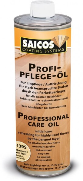 SAICOS Professional Care Oil 1L 8139S